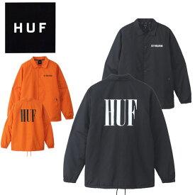 ハフ(HUF) NEUE MARKA COACHES JACKET /コーチジャケット/アウター/メンズ 送料無料 [CC]