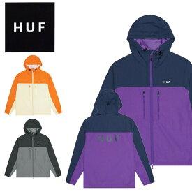 ハフ(HUF) STANDARD SHELL 3 JACKET /ナイロン ジャケット/アウター/メンズ 送料無料 [CC]