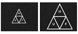【メール便送料無料】ハフ(HUF)TRIPLETRIANGLEL/STEEメンズ長袖Tシャツ【楽ギフ_包装選択】【r】【22】[AA]