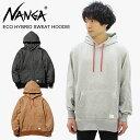 ナンガ(NANGA) RECOVER YARN SWEAT HOODIE リカバー ヤーン スウェット フーディー メンズ/パーカー/ ポイント10倍 送料無料 国内正規…
