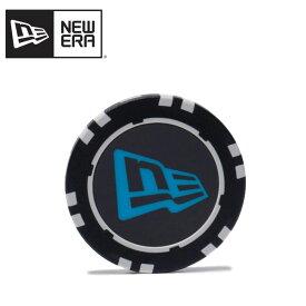 【ポイント5倍】【ゆうパケット可】【国内正規品】ニュー エラ(NEW ERA) Chip Marker Flag 《Cyber Blue》 ゴルフ/チップマーカー/ゴルフアクセサリ[AA-1]