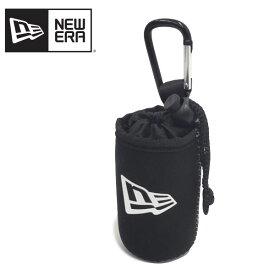 【ポイント10倍】【ゆうパケット送料無料】【国内正規品】ニュー エラ(NEW ERA) Golf Ball Pouch《Black》 ゴルフ/ボールポーチ/ゴルフアクセサリ[AA-2]