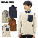 パタゴニア(patagonia) メンズ クラシック レトロX ベスト (Mens Classic Retro X Vest) フリース ベスト/アウター/メ…