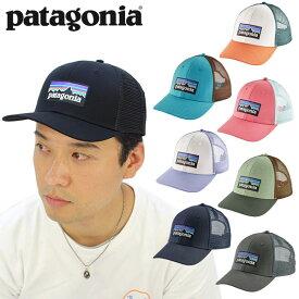 パタゴニア(patagonia) P-6ロゴ ロープロ トラッカー ハット(P-6 Logo Lopro Trucker Hat) 帽子/キャップ [BB]