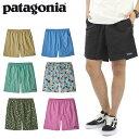 パタゴニア(patagonia) メンズ バギーズ ロング 7インチ(Mens Baggies Long 7inch) ハーフパンツ/ショートパンツ/メンズ [BB]