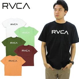 ルーカ(RVCA) BIG RVCA SS TEE メンズ Tシャツ(ba041-204) 半袖 ポイント10倍 ゆうパケット送料無料 国内正規品 [AA-2]