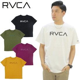 ルーカ(RVCA) BIG RVCA SS TEE メンズ Tシャツ(ba041-249) 半袖 ポイント10倍 ゆうパケット送料無料 国内正規品 [AA-2]