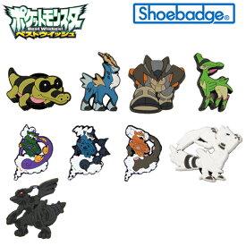 【ゆうパケット可】ポケットモンスター ポケモン シューバッジ (Pokemon Shoebadge)[AA-2]