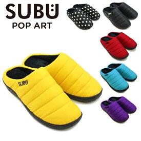スブ(SUBU) POP ART サンダル/ユニセックス/シューズ/ダウン/ ポイント10倍 国内正規品 [AA]