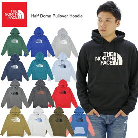ザ・ノース フェイス(THE NORTH FACE) Half Dome Pullover Hoodie プルオーバー パーカー フードスウェット/男性用/メンズ[BB]