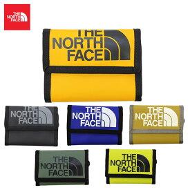 【ゆうパケット送料無料】【US企画】ザ・ノースフェイス(THE NORTH FACE) Base Camp Wallet 財布/ウォレット/3つ折り[AA-2]