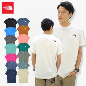 ザ・ノースフェイス(THE NORTH FACE) Mens S/S Simple Dome Tee メンズ 半袖 Tシャツ ゆうパケット送料無料【海外企画】[AA-2]