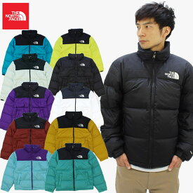 ザ・ノース フェイス(THE NORTH FACE) Men's 1996 Retro Nuptse Jacket レトロ ヌプシ ジャケット/アウター/ダウンジャケット/男性用/メンズ 送料無料 US企画 [CC]
