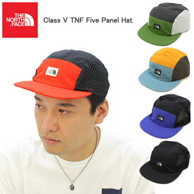3873110d267 ザ・ノース フェイス(THE NORTH FACE) Class V TNF Five Panel Hat キャップ