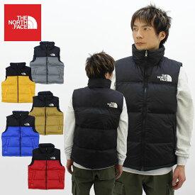 ザ・ノース フェイス(THE NORTH FACE) Men's 1996 Retro Nuptse Vest 1996 レトロ ヌプシ ベスト/アウター/ダウンベスト/男性用/メンズ 送料無料 US企画 [CC]