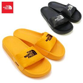 ザ・ノース フェイス(THE NORTH FACE) Women's Nuptse Slide ヌプシ スライド /サンダル/女性用/レディース US企画 [BB]