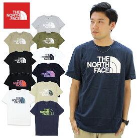 ザ・ノースフェイス(THE NORTH FACE) Mens S/S Harf Dome Tee メンズ 半袖 Tシャツ ゆうパケット送料無料[AA-2]