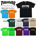 【メール便送料無料】【27%OFF】スラッシャー(THRASHER) MAG LOGO Tee S/SL (TH8101) メンズ 半袖 Tシャツ【楽ギフ_包装選択】【r】[AA]