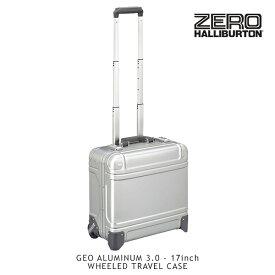 【送料無料】ゼロハリバートン(ZERO HALLIBURTON) ジオ アルミニウム3.0(17inch WHEELED TRAVEL CASE)スーツケース/ビジネス ケース【14】