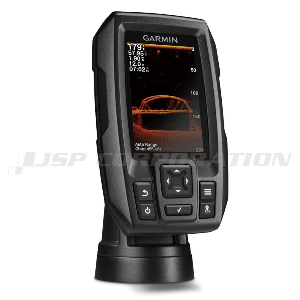 ガーミン 魚探 ストライカー 4cv 3.5インチ GPS連動 GT20-TM 振動子セット