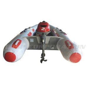 船外機・2馬力・4ストローク・BF2DH・トランサムS・バーハンドルタイプ・エンジンオイル200ml付・[限定カラーモデル]