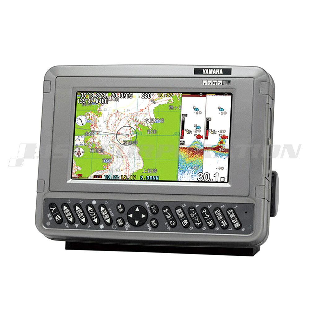YAMAHA(ヤマハ)GPSプロッタ魚探 アンテナ内蔵YFHVII07W-F66i 50/200kHz 600W 2周波