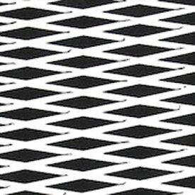 HYDRO-TURFツートン汎用トラクションマット(テープ付き)カットダイヤ BLACK/WHITE