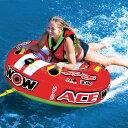 トーイングチューブ WOW/ワオ 1人乗り エースレーシング バナナボート