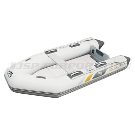 ゴムボート AQUA MARINA アクアマリーナ DELUXE デラックス330 5人乗り ウッドフロア