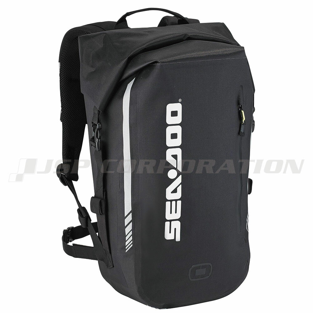 SEA-DOOSEA-DOO CARRIER DRY BACKPACK BY OGIO BLACK