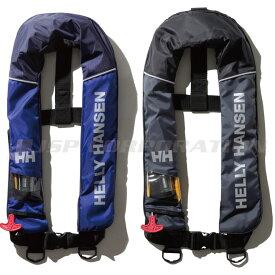 【桜マーク付き / タイプA】自動膨脹式胴衣 首掛け型 BSJ-2520RS ライフジャケット HELLY HANSEN(ヘリーハンセン) 高階救命器具 国土交通省型式承認品 ヘリーインフレータブルライフジャケット