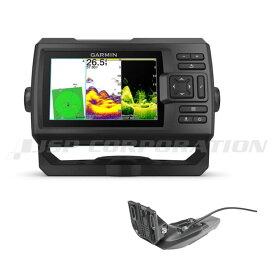 5型GPS魚探 STRIKER Vivid(ストライカービビッド)5cv GT20-TM振動子セット