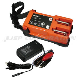電動リール用 バッテリー BMO リチウムイオンバッテリー11.6Ah 充電器セット