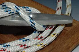 PLASTIMO Wブレードロープ 24打ち 12mmφ 破断強度3200kg 1mあたり