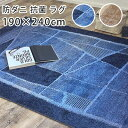 ラグ ラグマット カーペット 絨毯 OM-100 190×240cm おしゃれ 防ダニ 抗菌 洗える アース製薬 お医者さんがすすめる シンプル 北欧 冬 オー...