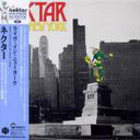 ライヴ・イン・ニュー・ヨーク[CD] / ネクター