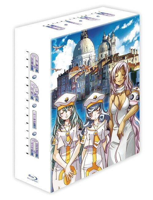 ARIA The ORIGINATION Blu-ray BOX[Blu-ray] / アニメ