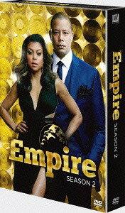 Empire/エンパイア 成功の代償 シーズン2 DVDコレクターズ BOX 1[DVD] / TVドラマ