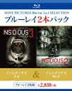 インシディアス序章 / インシディアス 第2章[Blu-ray] / 洋画
