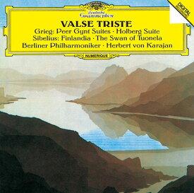 グリーグ: 「ペール・ギュント」第1組曲、第2組曲/シベリウス: 交響詩「フィンランディア」 他 [SHM-CD][CD] / ヘルベルト・フォン・カラヤン (指揮)