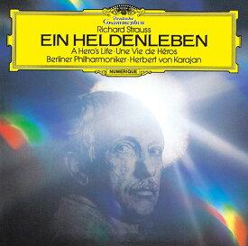 R.シュトラウス: 交響詩「英雄の生涯」 [SHM-CD][CD] / ヘルベルト・フォン・カラヤン (指揮)