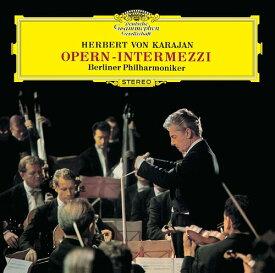 オペラ間奏曲集 [SHM-CD][CD] / ヘルベルト・フォン・カラヤン (指揮)