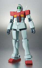 【バンダイ】ROBOT魂 (SIDE MS) 機動戦士ガンダム RGM-79 ジム ver. A.N.I.M.E.[グッズ]