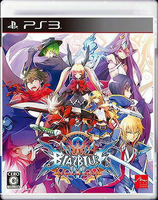 BLAZBLUE CENTRALFICTION [通常版][PS3] / ゲーム