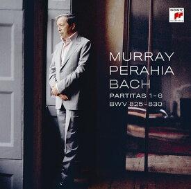 バッハ: パルティータ (全曲) [Blu-spec CD2][CD] / マレイ・ペライア (ピアノ)