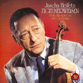 ツィゴイネルワイゼン〜ヴィルトゥオーゾ・ヴァイオリン [Blu-spec CD2][CD] / ヤッシャ・ハイフェッツ(ヴァイオリン)