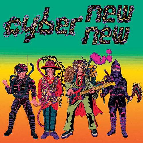 CYBER NEW NEW[CD] / サイバーニュウニュウ
