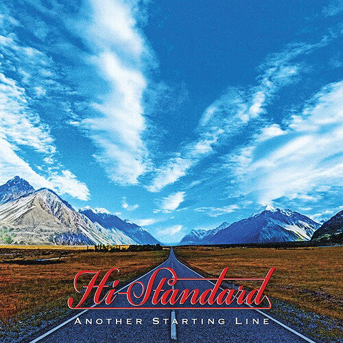 ANOTHER STARTING LINE[CD] / Hi-STANDARD