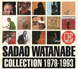 渡辺貞夫 COLLECTION 1978-1993 CD-BOX[CD] / 渡辺貞夫