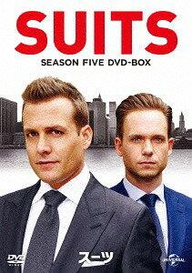 SUITS/スーツ シーズン5 DVD-BOX[DVD] / TVドラマ
